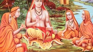 Adi Shankaracharya biography