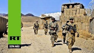 Decenas de muertos en Afganistán, supuestamente en ataques aéreos estadounidenses