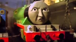 thomas y sus amigos algo huele muy mal