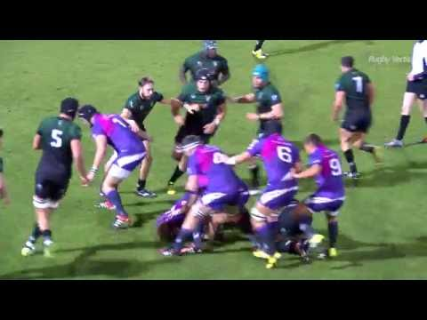 BUCS Super Rugby: Loughborough v Exeter HIGHLIGHTS | Round 1, 5 October 2016