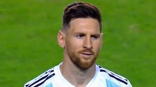 Lionel Messi vs Haiti (Friendly) 30/05/2018 HD 1080i by SH10
