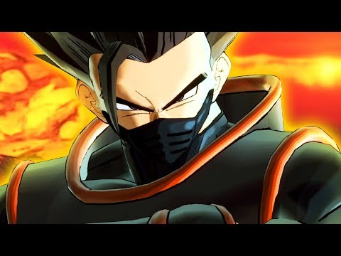 TIME BREAKER GOHAN - Dragon Ball Xenoverse 2 Mods | Pungence