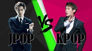 Baixar KPOP vs JPOP