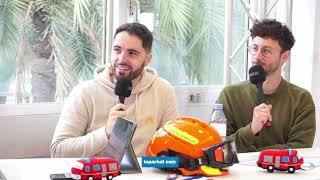 A l'epreuve du feu feat Ponce & Rivenzi