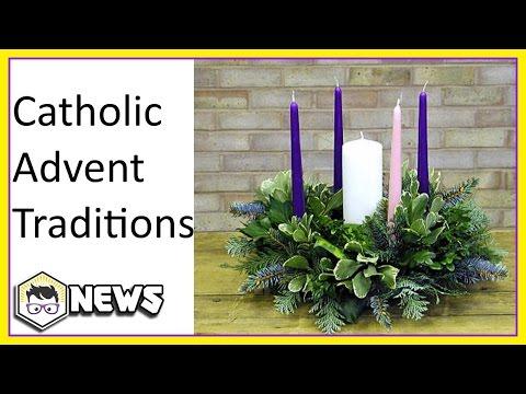Catholic Advent Traditions