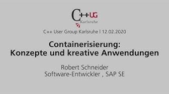 Containerisierung: Konzepte und kreative Anwendungen
