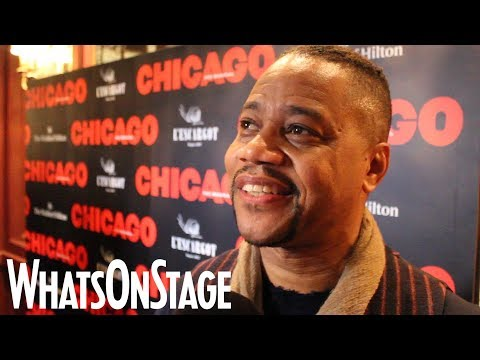 Cuba Gooding Jr, Ruthie Henshall and more  Chicago  Night