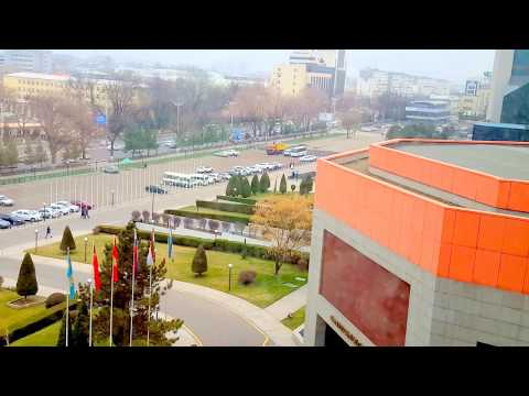 International Hotel,Tashkent 2017 (1080p60 HD)