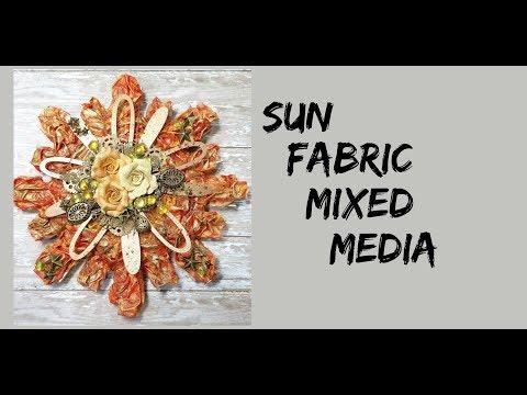 Sun Fabric Mixed