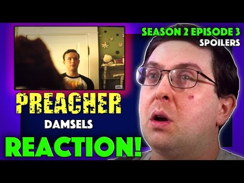 Play REACTION! Preacher Season 2 Episode 3 -
