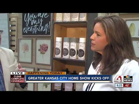 Greater Kansas City Home Show kicks off