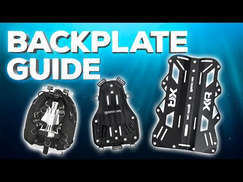 Scuba Diving Backplate Guide