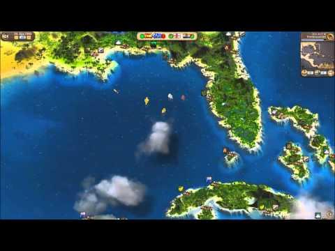 Let's play Port Royale 3 (Kampagne / Abenteurer) Plündern was das Zeug hält!  #012 |