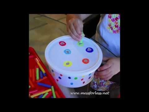 Развивающие игры и занятия для детей 1 год 3 месяца 1,5