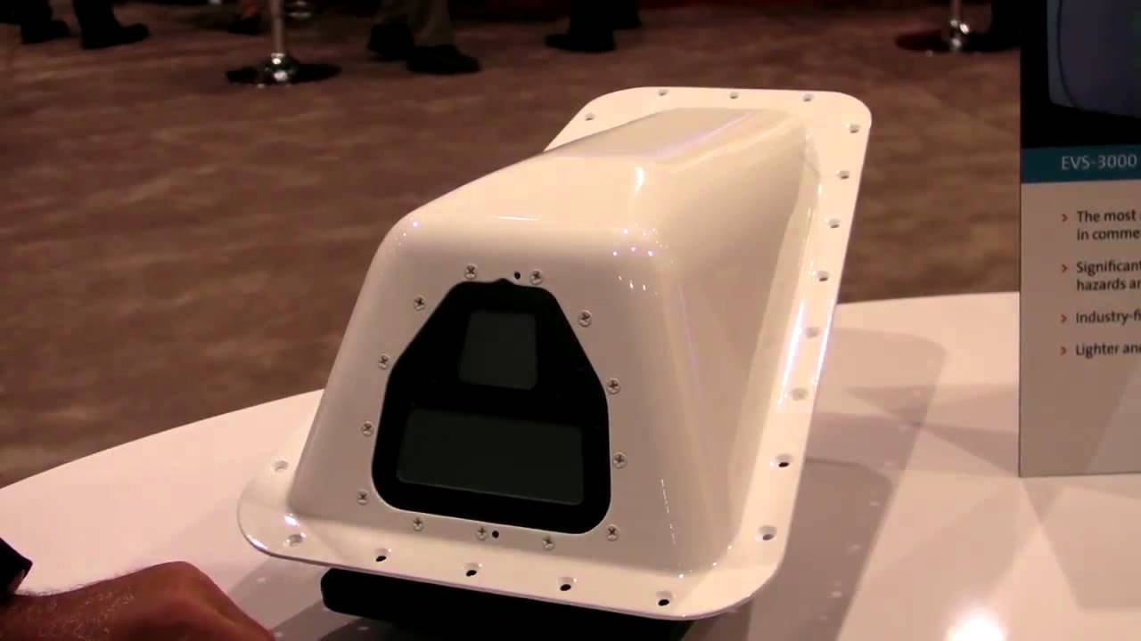 Rockwell Collins Enhanced Vision Systems For Light Jets