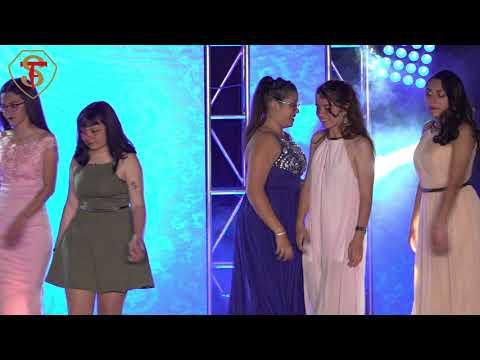 Ceremonia de Coronación  2019 Baile Enseñanza Media