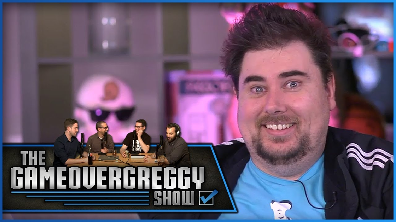 Jeff Gerstmann (Special Guest) – The GameOverGreggy Show Ep. 31