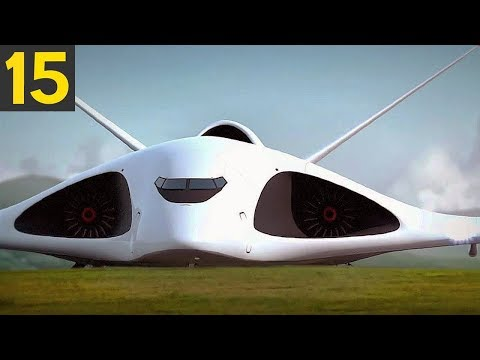 Top 15 Future Aircraft Concepts that will Amaze You