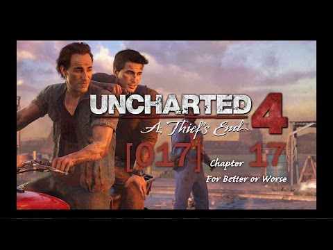 [017] Brothers in Libertalia | Uncharted 4: A Thief's End (PS4)