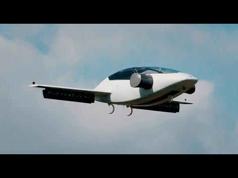 Crean prototipo de auto volador en Alemania