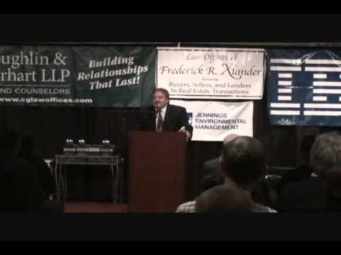 Billy Carroll, the speech