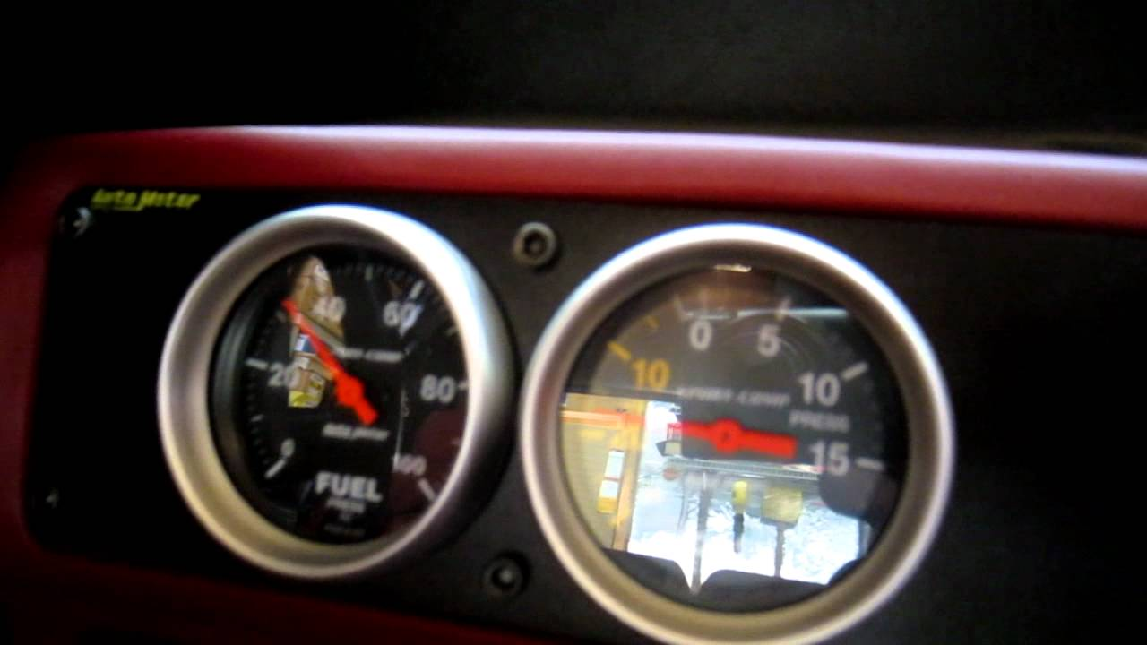 1991 Mustang GT Kenne Bell Supercharged