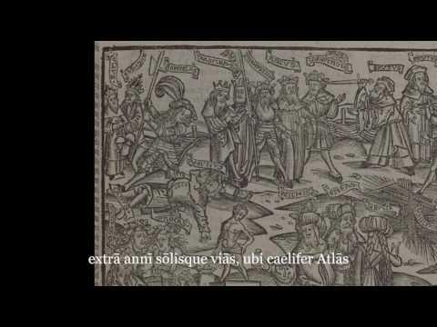 Vergil, Aeneid 6.788-800 Brant