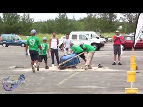 Sand Shovel At Kings Of Construction Fun Day, Oct 21 2012