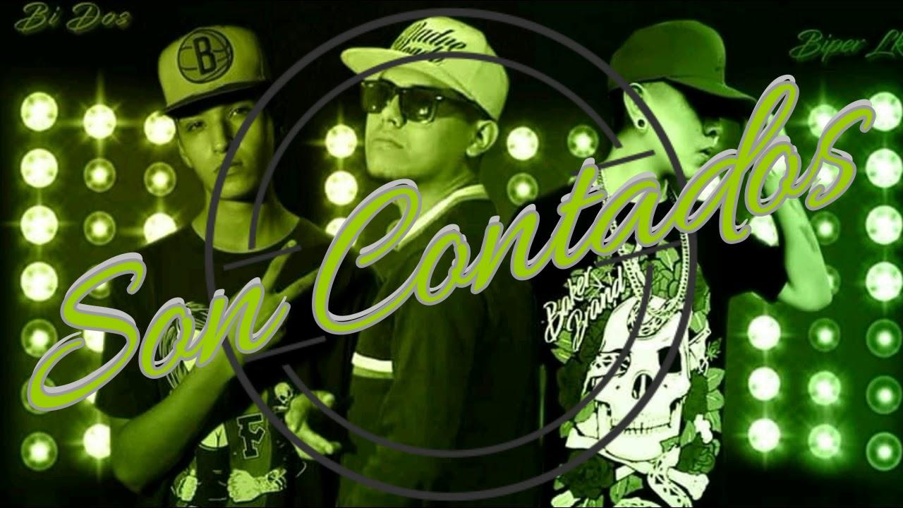''SON CONTADOS ''// BIPER LK // DANY GRAMOS // BI 2 // ARTE MUSICAL...