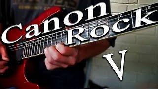 Canon Rock Lesson 5 (NEW SERIES)