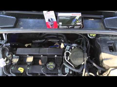2012 Ford Focus Oxygen sensor replacement