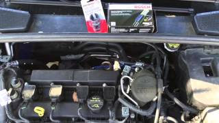 2012 Ford Focus Oxygen sensor replacement