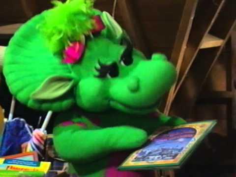 Barney's Christmas Star (2002 Version) Part 3
