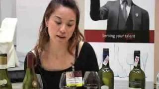 信報視聽頻道《品紅》:葡萄酒配搭中式點心