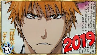 BLEACH Anime Is Extremely Close | High POSSIBLE Return News 2019 | JUMP FESTA, Tite Kubo & Shuei