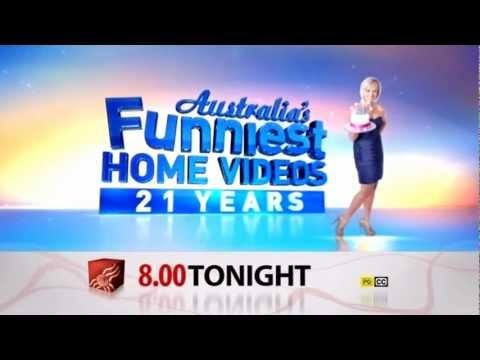 Imparja Promo: Australia's Funniest Home Videos (2011)