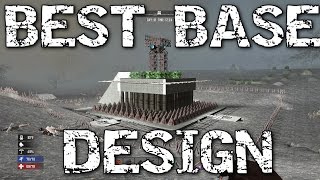 7 DAYS TO DIE Alpha 15 / ps4 / xbox BEST BASE DESIGN!