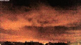 Καταιγιδες Νεο Ηρακλειο 24 και 28/1/2014
