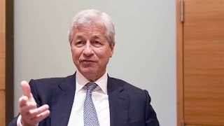 5-6% GDP growth is not terrible: JP Morgan chairman Jamie Dimon