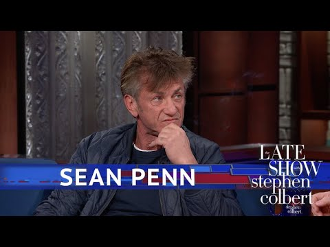 Sean Penn's Favorite Thing About Writing: No Collaboration