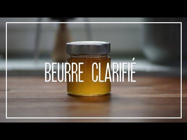 O que é e como se faz a MANTEIGA CLARIFICADA (Ghee e manteiga de garrafa) | Dicionário gastronômico