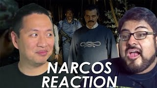 Narcos Season 2 Episode 1 Reaction and Review 'Free at Last'