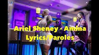 Ariel Sheney - Amina (Paroles)