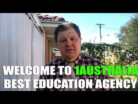 Welcome to the best education agency for you!