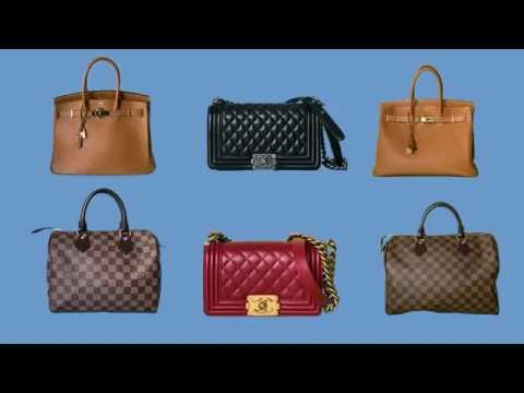 3ca721e440 Here's How to Spot the Difference Between Real and Fake Designer Bags |  Racked - YouTube