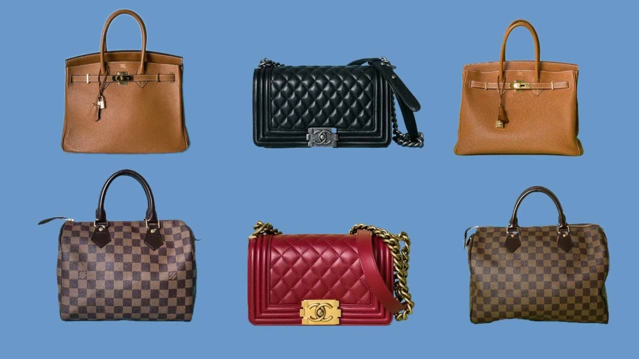 40c917e6ee22d3 Here's How to Spot the Difference Between Real and Fake Designer Bags |  Racked - YouTube