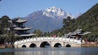 Old Town of Lijiang, Yunnan, China in 4K (Ultra HD)