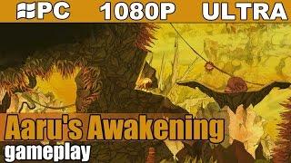 Aaru's Awakening gameplay HD [PC - 1080p] - 2D action platformer