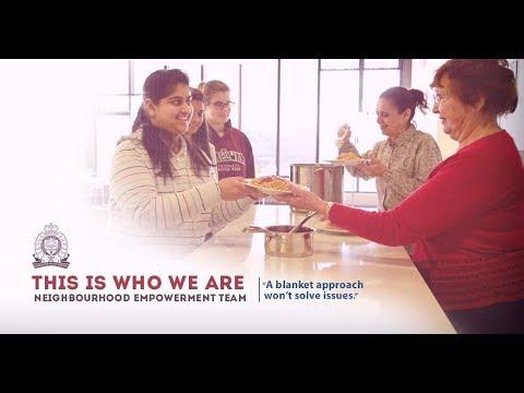 This Is Who We Are - Edmonton's Neighbourhood Empowerment Team
