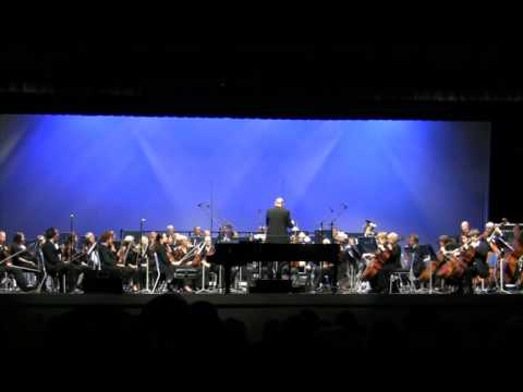 Panama City POPS - Duke Ellington Medley Arranged By Calvin Custer 1/16/10